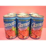 モッツ クラマト トマトカクテル (ハマグリエキス入りのトマトジュース) 163ml×6缶