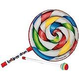 """Remo ET-7110-00 Kids Percussion Lollipop Drum, 10"""""""