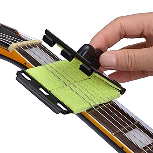 fieldlabo ギター ベース 弦 フレット クリーナー 弦楽器のお手入れ
