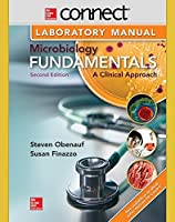 Connect Access Card for Lab Manual for Microbiology Fundamentals