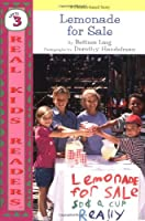Lemonade For Sale (Real Kids Readers, Level 3)