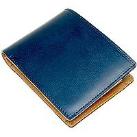 Eredità 革の王様ブッテーロレザーで製作した メンズ折り財布 日本製 全4色 WL11
