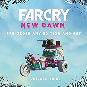 Far Cry New Dawn - PlayStation 4 Standard Edition - Imported from America.