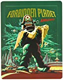 Forbidden Planet Blu ray Steelbook - Entertainment Exclusive [UK Import]