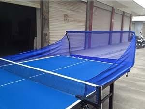 CKR 卓球ト レーニングマシン用 卓球台取り付けネット iPong(アイポン) iPong pro(アイポンプロ) 専用拾球ネット