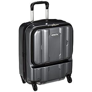 [ワールドトラベラー] スーツケース ペンタクォーク3 機内持込可 32.0L 46cm 3.5kg 05628 02 ブラックカーボン