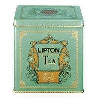 リプトン リーフティー エクストラクオリティセイロン 青缶 450g