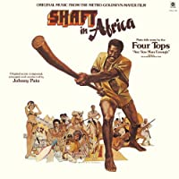 SHAFT IN AFRICA(O.S.T.) シャフト・イン・アフリカ by JOHNNY PATE ジョニー・ペイト (2013-07-23)