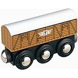 オリジナル木製トレインシリーズ 家畜車 50818