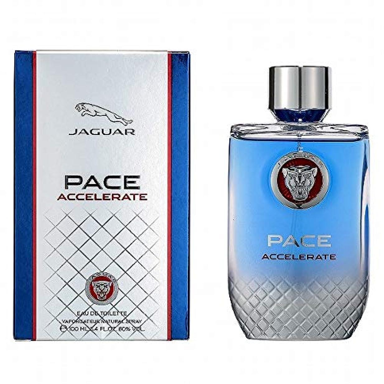 衝撃ボイラー汗ジャガー JAGUAR 香水 JR-JAGUARPACEACCEL-100 ジャガーペース アクセレレート オードトワレ 100ml【メンズ】 [並行輸入品]