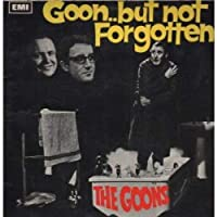 GOON BUT NOT FORGOTTEN LP (VINYL) UK PARLOPHONE 1967