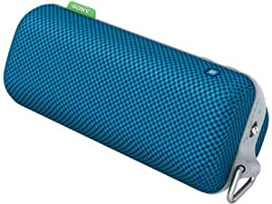 SONY ワイヤレスポータブルスピーカー Bluetooth対応 防滴仕様 ブルー SRS-BTS50/L