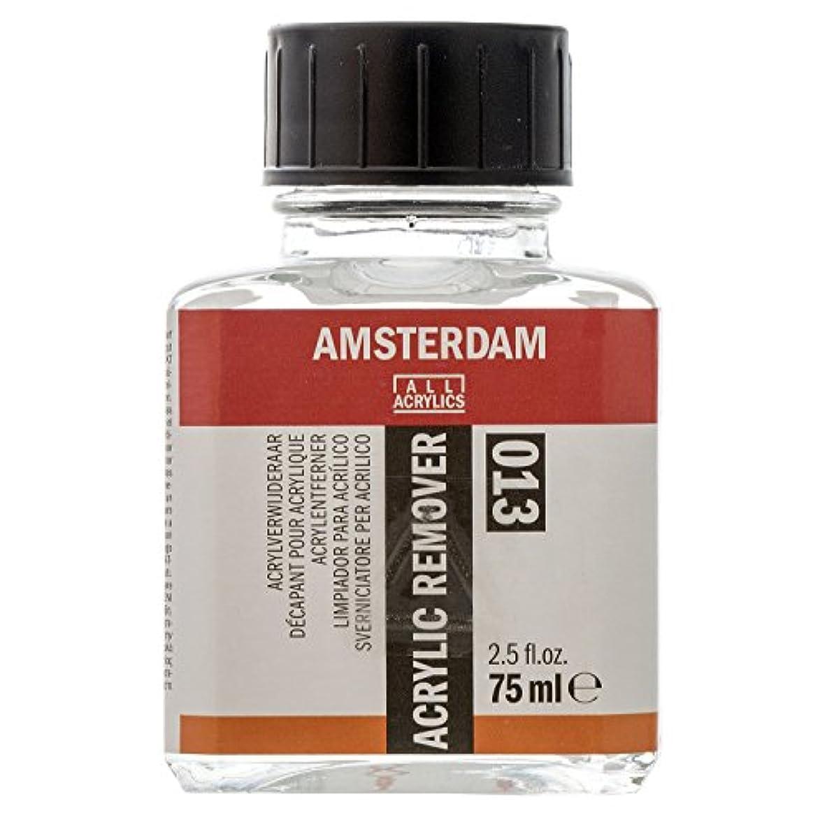 小屋要塞増幅するターレンス 画溶液 アムステルダム アクリリックメディウム アクリリックリムーバー T2428-3013 75ml