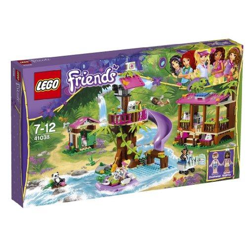 レゴ フレンズ ミステリージャングルパラダイス 41038
