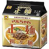 マルちゃん正麺 担々麺 5食(108g×5P) ×6個
