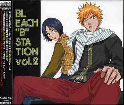 "RADIO DJCD[BLEACH""B""STATION]VOL.2の詳細を見る"
