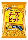 カルビー チーズビット 濃厚チェダーチーズ味 60g × 12袋