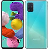 """Samsung Galaxy A51 (128GB, 4GB) 6.5"""", 48MP Quad Camera, Dual SIM GSM ONLY Unlocked A515F/DS- US + Global 4G LTE International"""