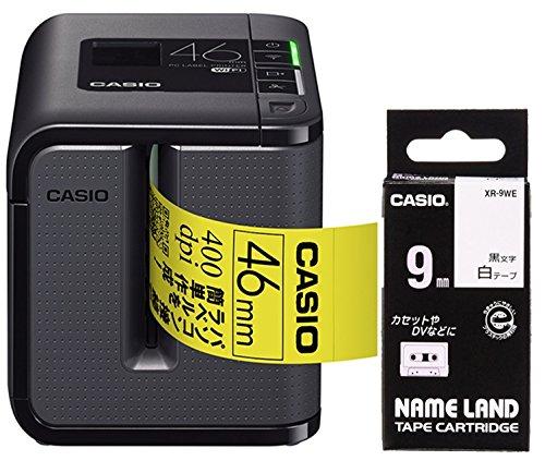 【Amazon.co.jp限定】カシオ ラベルライター ネームランド KL-YF550 PC接続専用モデルテープ付セット