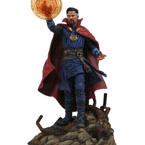 Diamond Select Toys Marvelギャラリー: Avengers infinity War Movie Doctor Strange PVC Diorama Figure