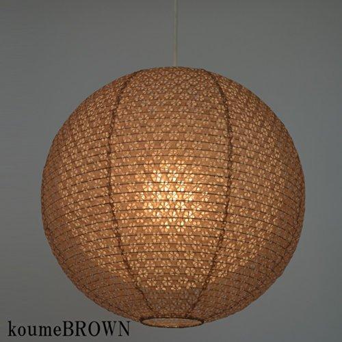 インテリア 照明 人気の提灯を二つ使用した 和風 天井照明 ...