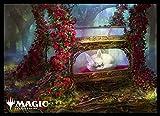 マジック:ザ・ギャザリング プレイヤーズカードスリーブ 『エルドレインの王権』 《ガラスの棺》 (MTGS-124)