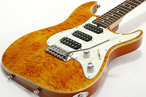 TOM ANDERSON / Hollow Drop Top Classic Fire w/Binding トムアンダーソン