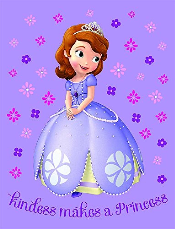 [ディズニー]Disney Sofia The First Graceful Throw JF26678WCD [並行輸入品]