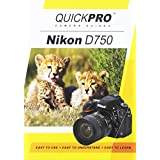 Nikon D750 Instructional DVD by QuickPro Camera Guides
