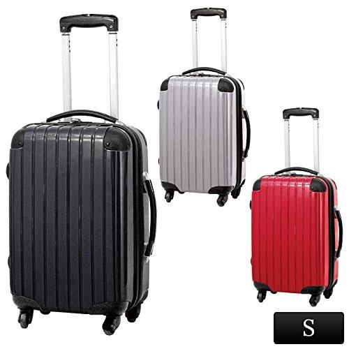 スーツケース キャリーケース 旅行 トラベルケース レジェンド キャリーケース S 05-5136(シルバー)
