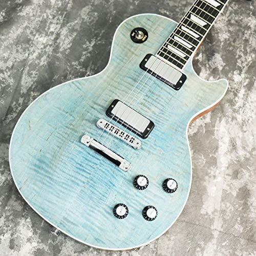 Gibson/Les Paul Deluxe Player Plus 2018 Satin Ocean Blue
