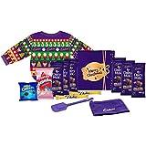 CADBURY Chocolate Christmas House Gift Pack/Hamper Present, Merry Christmas