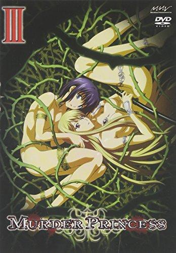MURDER PRINCESS DVD III