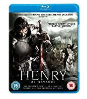Henry of Navarre [Blu-ray]