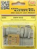 cmk50801: 32CMK Bmw 003e ww2Germanジェットエンジンセットモデルキットアクセサリー