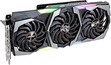 MSI GeForce RTX 2080 GAMING X TRIO グラフィックスカード [日本国内正規品]