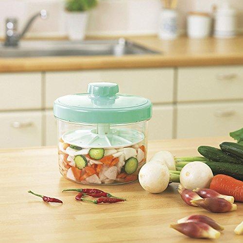 New 3 Liter Square shape Tsukemono Pickle Press TONBO Kitchen japan import