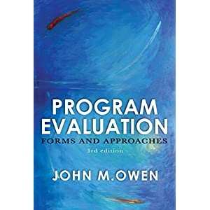 Program Evaluation: Forms and Approaches, 3rd Edition