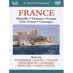 Musical Journey: France [DVD] [Import]
