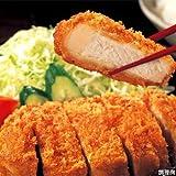 三元豚の厚切りロースカツ 200g x 6枚 【冷凍】/味の素(2袋)
