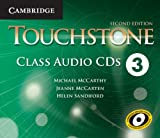Touchstone Level 3 Class Audio CDs (4) 画像