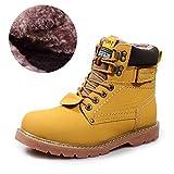 オニツカタイガー 靴 (iWEC) トレッキングシューズ ハイカット 牛革 秋冬 保温機能 裏起毛 レースアップ 防滑