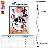 ハヤブサ シーガー ふかせ 伊勢尼太地 10m 1本鈎 SE212 10-4