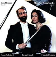 Variationen / Sonata Em La M / Etc: Meireles(Flute), Maria Jose Souza Guedes(P)