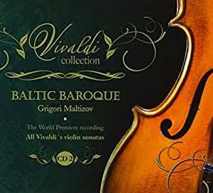 Vivaldi-Violin Sonatas 6-10