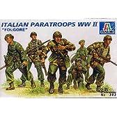 イタレリ イタリア降下部隊 WWII (タミヤ・イタレリシリーズ:39303)