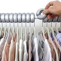 Xangar ザンガー 洋服をすっきり収納するハンガースペースオーガナイザー