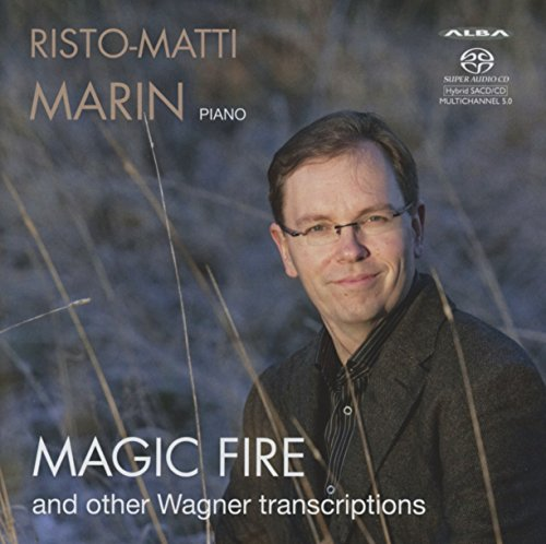 魔の炎 ~ ワーグナー・トランスクリプション (Magic Fire and other Wagner transcriptions / Risto-Matti Marin (piano)) [SACD Hybrid] [輸入盤]