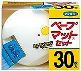 ベープマット 蚊取り器 セット 本体+取替(30枚入)