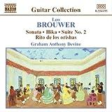 ブローウェル:ギター音楽作品集 3